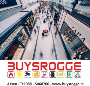 Buysrogge winkelbeveiliging