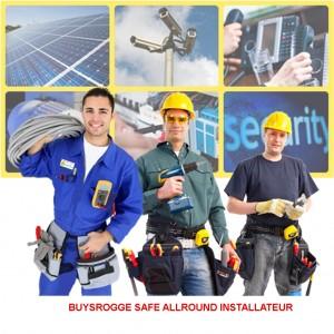 Buysrogge Safe allround installateur