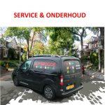 Service en onderhoud jaarcontract