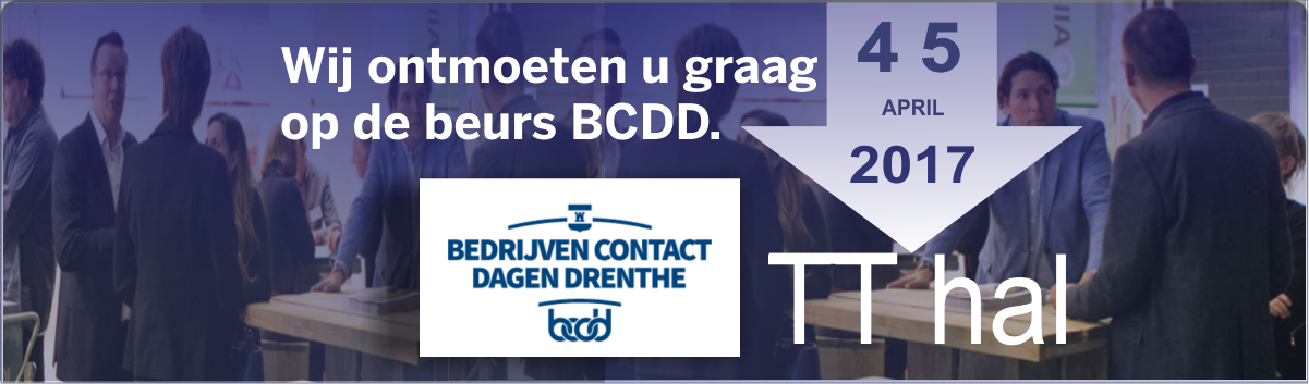 Buysrogge safe deelnemer op de beurs bcdd 2017 buysrogge safe b v - Beurs geopend op de tuin ...