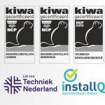 Buysrogge Safe Kiwa gecertificeerd NCP -BORG