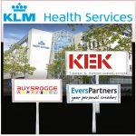 KEK gunt Buysrogge opdracht KLM Health Services