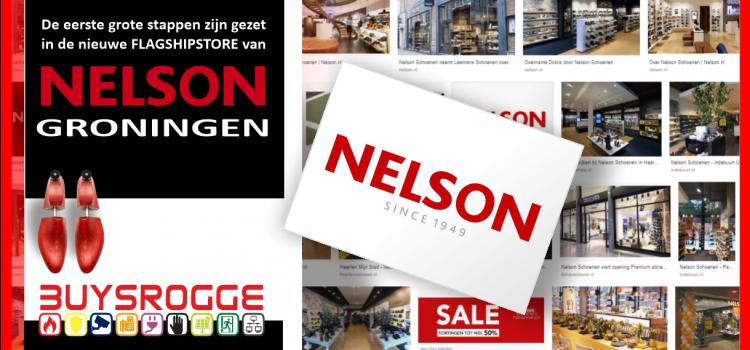 Buysrogge stapt in de branche van Nelson Schoenen.