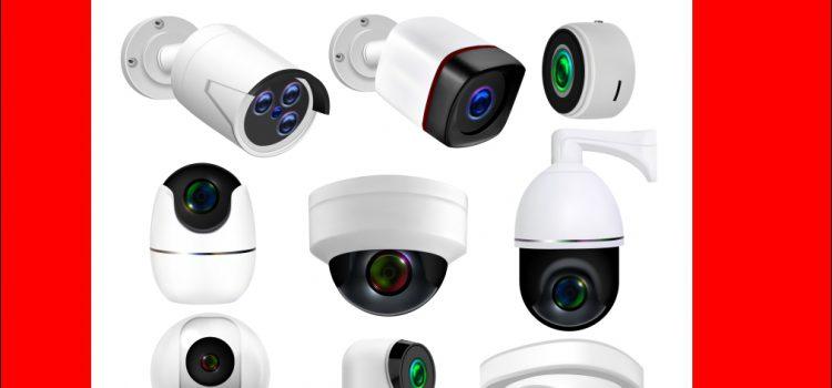 Bewakingscamera's voor particulieren maakt explosieve stijging door!