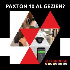Paxton 10 toegangscontrole en video management